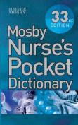 Mosby Nurse's Pocket Dictionary