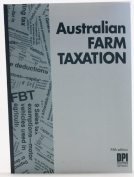Australian Farm Taxation: 1996