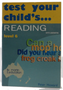 Test Your Child's Reading