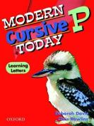Modern Cursive Today Victoria Prep