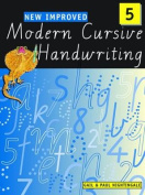 New Improved Modern Cursive Handwriting Victoria Year 5