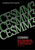 Cesmm3 Civil Engineering Standard Method of Measurement