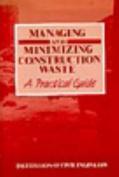 Managing and Minimizing Construction Waste