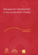 Management Development in the Construction Industry