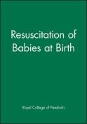 Resuscitation of Babies at Birth