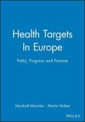 Health Targets in Europe