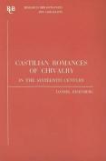 Castilian Romances of Chivalry in the Sixteenth Century