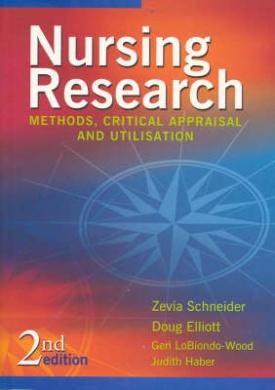 Nursing Research: Methods, Critical Appraisal and Utilisation