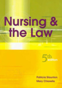 Nursing and the Law [Spanish]