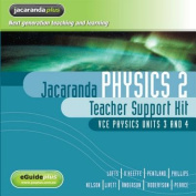 Jacaranda Physics 2 3E VCE Units 3 and 4 Teacher Support Kit & eGuidePLUS