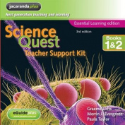 Science Quest Teacher Support Kit Books 1&2 3E EBookPLUS