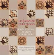 125 Japanese Quilt Blocks