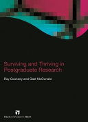 Surviving and Thriving in Postgraduate Business Research