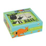Baby Animal Block Puzzle