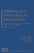 Stress Induced Phenomena in Metallization