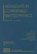 Highlights in Condensed Matter Physics