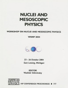 Nuclei and Mesoscopic Physics