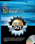 Microsoft Office Excel 2003 Inside Out [With CDROM]