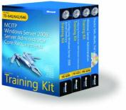MCITP Self-paced Training Kit (exams 70-640, 70-642, 70-646)