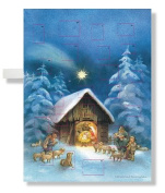 Silent Night: Advent Calendar
