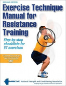 Exercise Technique Manual for Resistance Training [With 2 DVDs]