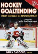 Hockey Goaltending [With DVD]