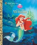 The Little Mermaid (Disney Princess) (Little Golden Books