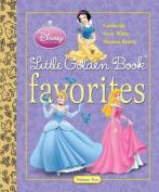 Little Golden Book Favorites, Volume 2 (Disney Princess