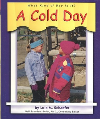 A Cold Day (What kind of day is it?)