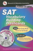 SAT Vocabulary Building Flashcards [With CDROM]