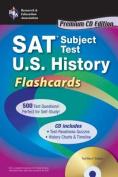 SAT Subject Test U.S. History Flashcards, Premium Edition