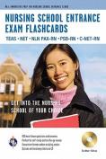 Nursing School Entrance Exams (Teas) Flashcard Book Premium Edition W/CD-ROM