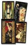 Golden Tarot of Klimt Cards  [Spanish]