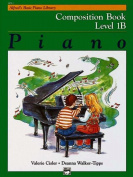 Alfred's Basic Piano Library Composition Book, Bk 1b