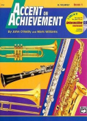 Accent on Achievement B-Flat Trumpet Book 1