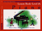 Alfred's Basic Piano Course Lesson Book, Bk 1a
