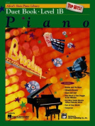 Alfred's Basic Piano Library Top Hits! Duet Book, Bk 1b