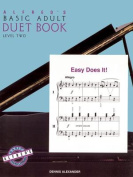 Alfred's Basic Adult Piano Course Duet Book, Bk 2