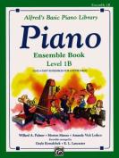 Alfred's Basic Piano Library Ensemble Book, Bk 1b