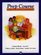 Alfred's Basic Piano Prep Course Lesson Book, Bk E