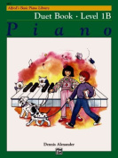 Alfred's Basic Piano Library Duet Book, Bk 1b