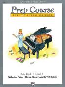 Alfred's Basic Piano Prep Course Solo Book, Bk F