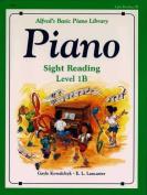 Alfred's Basic Piano Library Sight Reading, Bk 1b