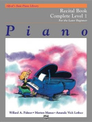 Alfred's Basic Piano Library Recital Book Complete, Bk 1