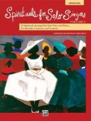 Spirituals for Solo Singers, Bk 2 [Audio]