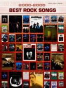 2000-2005 Best Rock Songs