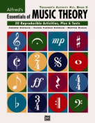 Alfred's Essentials of Music Theory, Bk 3
