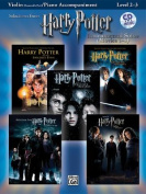 Harry Potter Instrumental Solos for Strings (Movies 1-5)