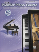 Alfred's Piano Course - Lesson 3 - Book & CD