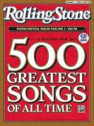 Rolling Stone Instrumental Solos, Volume 1